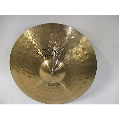 Paiste 20in DRY RIDE Cymbal