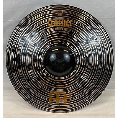 Meinl 20in Dark Ride Cymbal