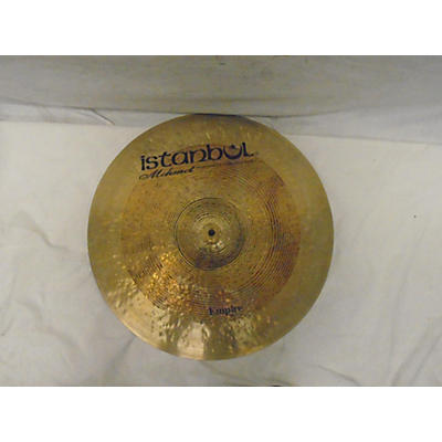 Istanbul Mehmet 20in Empire Cymbal