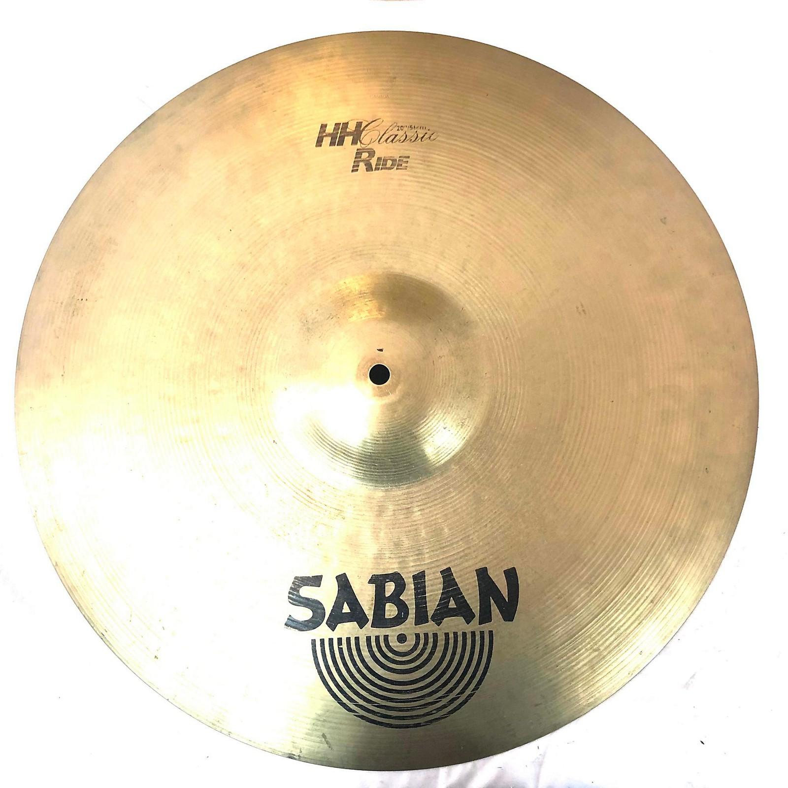 Sabian 20in HH Classic Ride Cymbal
