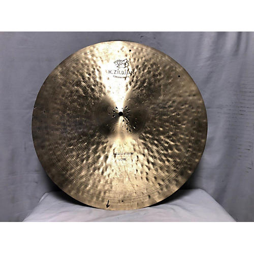 20in K Constantinople Medium Thin Ride Low Cymbal