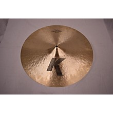 Zildjian 20in K Custom Dark Ride Cymbal