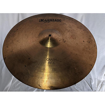 UFIP 20in Kashian Crash Ride Cymbal