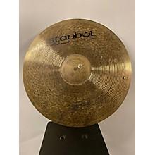 Istanbul Mehmet 20in Legend Dark Cymbal