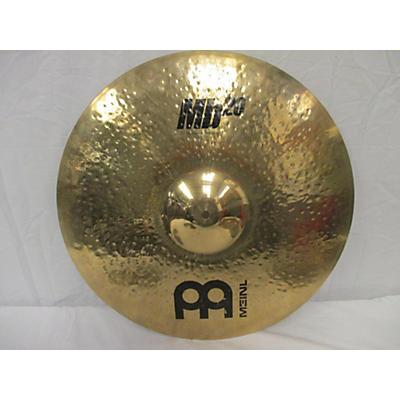 Meinl 20in MB20 Medium Heavy Crash Cymbal