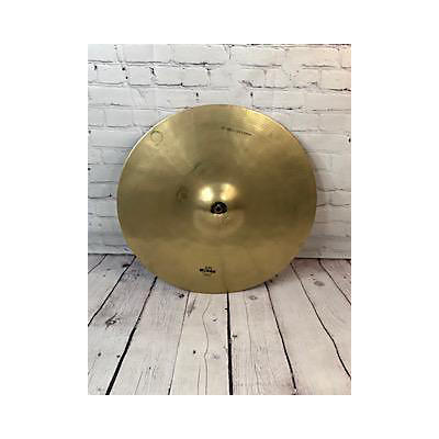 Wuhan Cymbals & Gongs 20in MED-HVY RIDE Cymbal