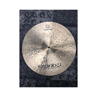 Istanbul Agop 20in Mantra Cymbal