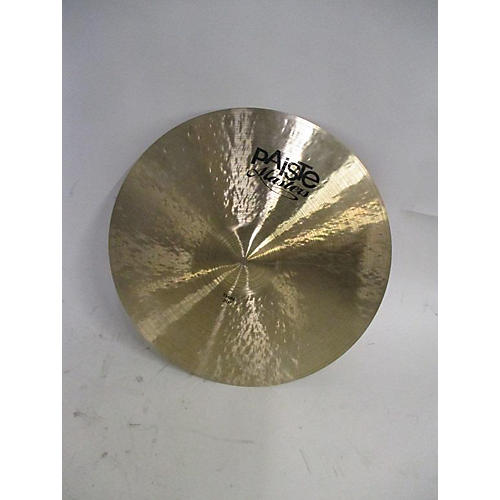 Paiste 20in Masters Series Thin Ride Cymbal 40