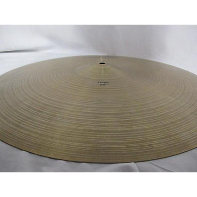 Paiste 20in Masters Thin Cymbal