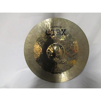 TRX 20in Mdm/brt Ride Cymbal