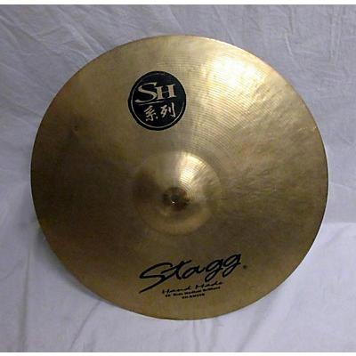 Stagg 20in Medium Brilliant Cymbal