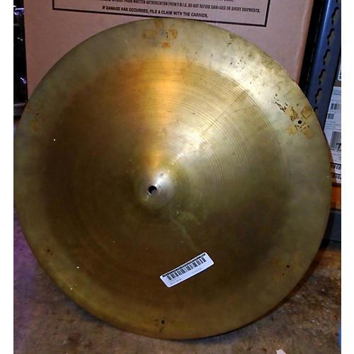 Zildjian 20in Miscellaneous Cymbal 40