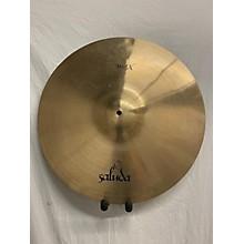 Saluda 20in Mist X Mega Bell Ride Cymbal