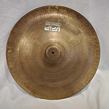 UFIP 20in NATURAL SERIES WHITE LABEL Cymbal