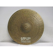 UFIP 20in Natural Series Ride Cymbal