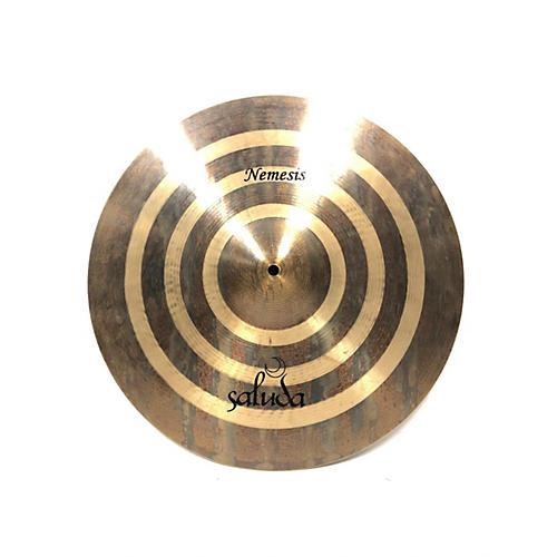 Saluda 20in Nemesis Cymbal 40