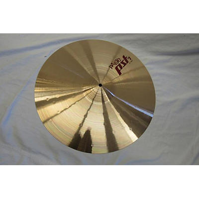 Paiste 20in PST7 Ride Cymbal