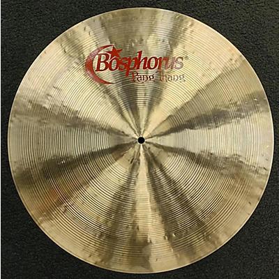 Bosphorus Cymbals 20in Pang Thang Cymbal