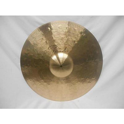 Paiste 20in Precision Dry Ride Cymbal