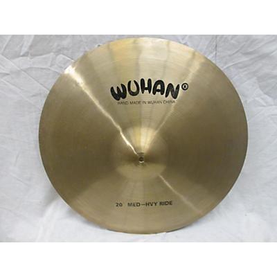 Wuhan 20in Ride Cymbal