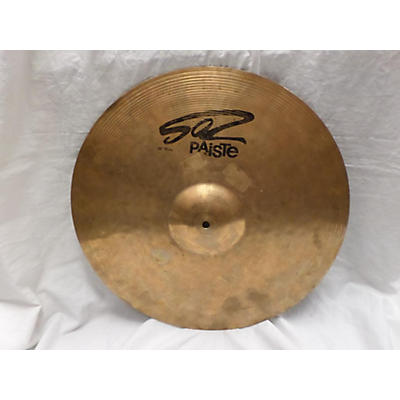 Paiste 20in SOZ RIDE Cymbal