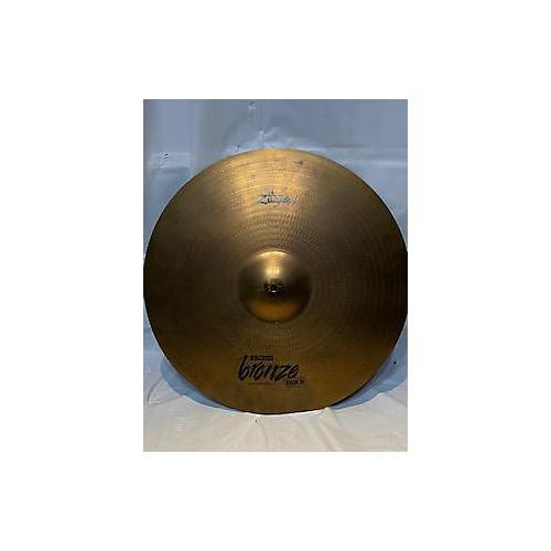 Zildjian 20in Scimitar Bronze Ride Cymbal 40