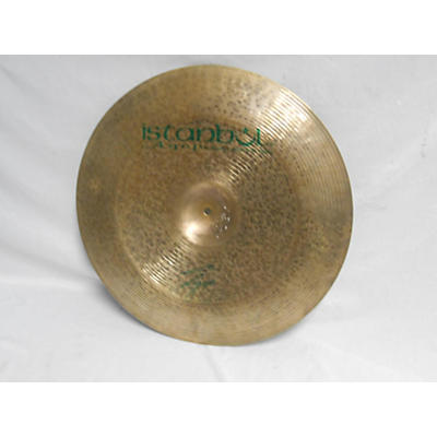 Istanbul Agop 20in Signature China Cymbal