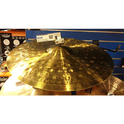 Paiste 20in Signature Dark Energy Crash Mark II Cymbal 40