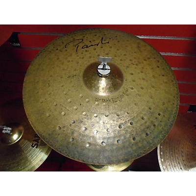 Paiste 20in Signature Dark Energy Ride MK I Cymbal