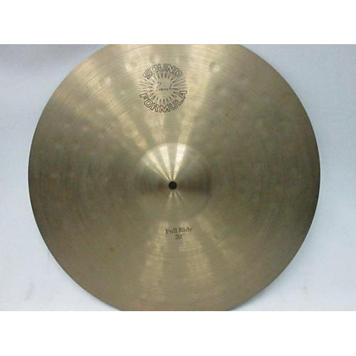 20in Sound Formula Ride Cymbal