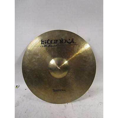 Istanbul Mehmet 20in TRADITIONAL Cymbal