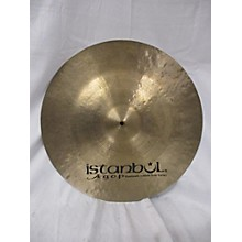 Istanbul Agop 20in Traditional China Pan Cymbal