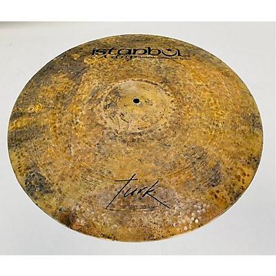 Istanbul Agop 20in Turk Jazz Ride Cymbal