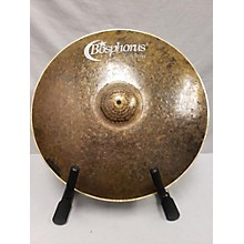 Bosphorus Cymbals 20in Turk Series Thin Ride Cymbal