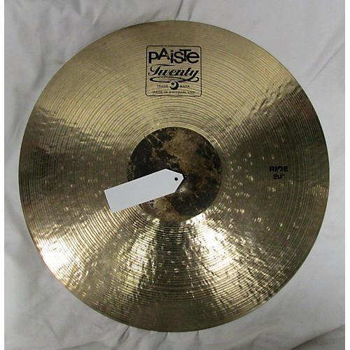 Paiste 20in Twenty Series Ride Cymbal 40