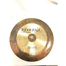 Istanbul Mehmet 20in X-jass Xperience China Cymbal