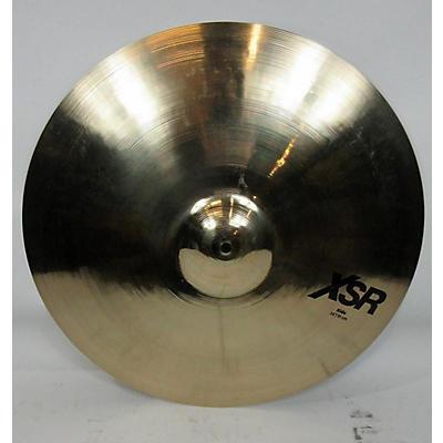 Sabian 20in XSR Ride Cymbal