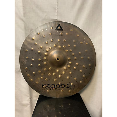 Istanbul Agop 20in Xist Dry Dark Crash Cymbal