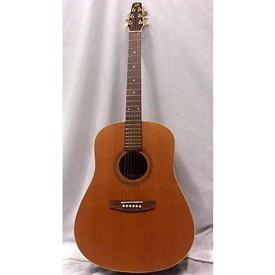 Seagull 20th Anniversary Cedar Acoustic Guitar Acoustic Guitar