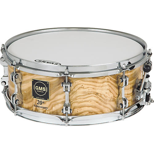 GMS 20th Anniversary Snare Drum #22