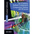 Ricordi 20th Century Italian Composers (Guitar) MGB Series Softcover thumbnail