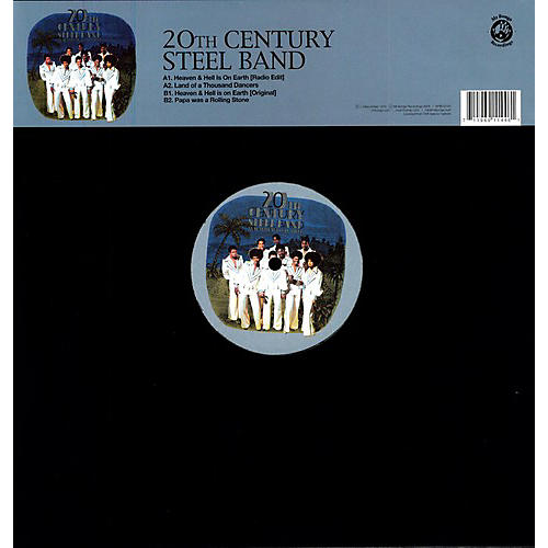 Alliance 20th Century Steel Band - Heaven and Hell