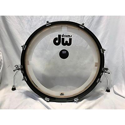 DW 20x12 Design Series Pancake Bass Drum Drum