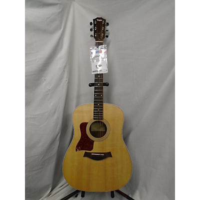 Taylor 210 Left Handed Acoustic Guitar