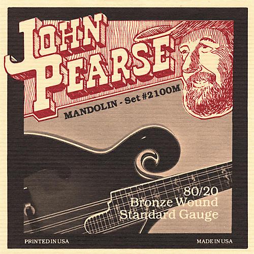 John Pearse 2100S Standard Gauge Mandolin Strings