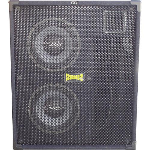 Schroeder 210212 Regular Bass Cabinet 4 Ohm