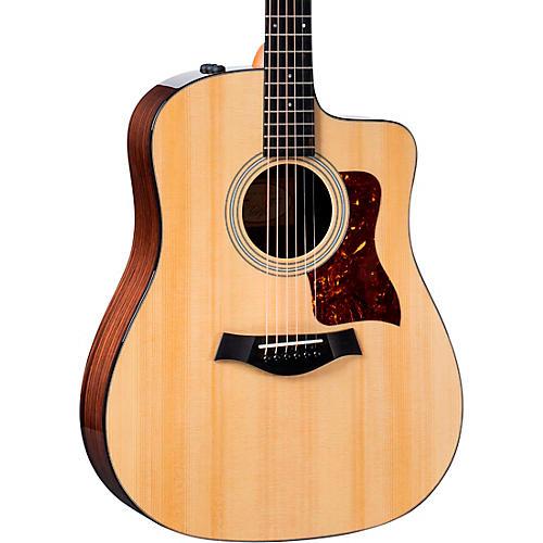 Taylor 210ce Plus Dreadnought Acoustic-Electric Guitar Natural