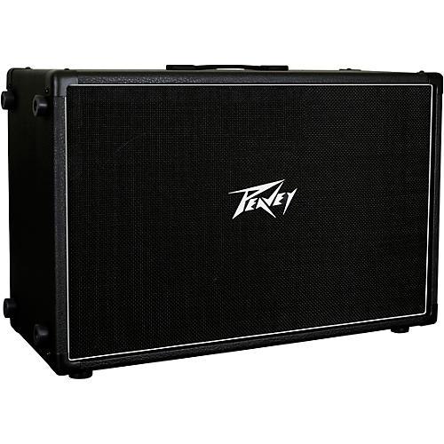 open box peavey 212 6 50w 2x12 guitar speaker cabinet regular 190839726582 musician 39 s friend. Black Bedroom Furniture Sets. Home Design Ideas