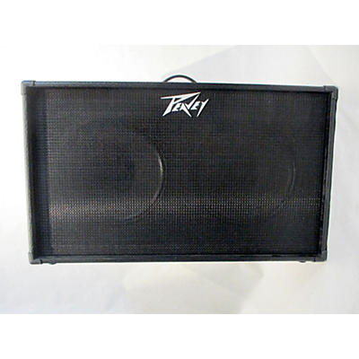 Peavey 212 Extension Cabinet 80W 2x12 Bass Cabinet