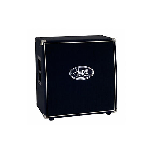 Hayden 212F-120 120W 2x12 Flat-Front Guitar Speaker Cabinet